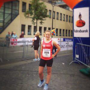 Hier begon het allemaal mee: de 10K Ladies Run in Tilburg (2013)