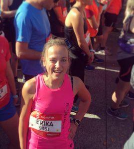 Klaar voor de start van de Halve Marathon van Eindhoven